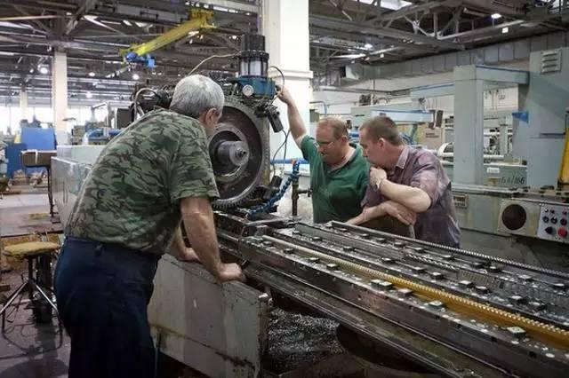 莫斯科机械制造生产企业工业旅游