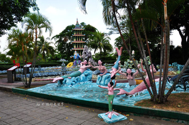 新加坡虎豹别墅主题公园