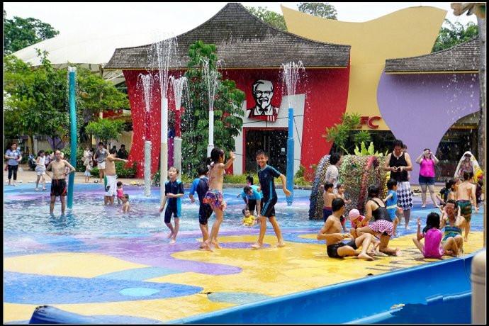 新加坡动物主题乐园