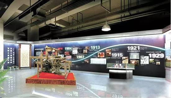 天津纺织博物馆工业旅游展示